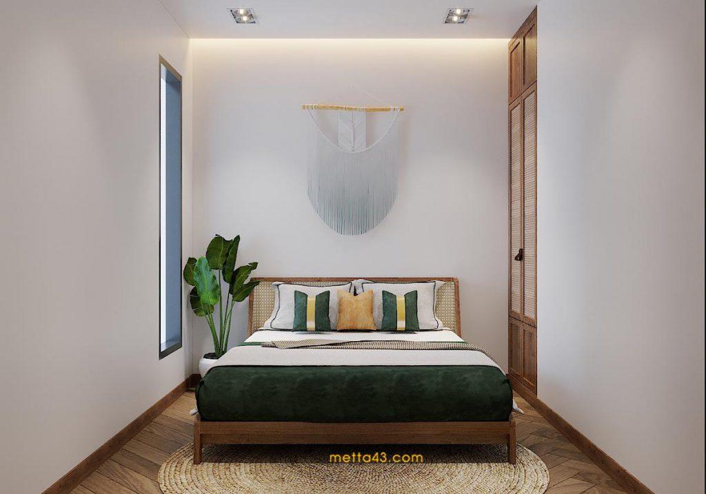 Không gian phòng ngủ - metta studio